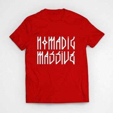 Nomadic Massive T-Shirt - Red
