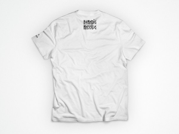 The Nomads T-Shirt - White